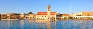 rhodes greece vacation
