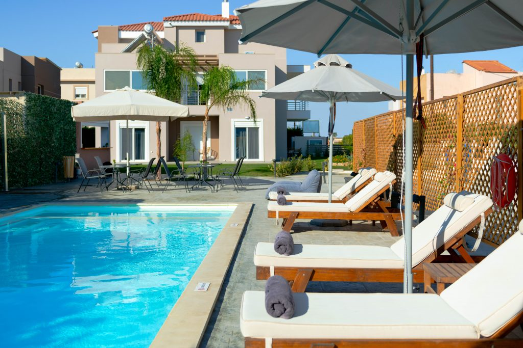 Rodos vacation rental L&C Kremasti
